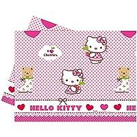 Procos Hello Kitty Plastic Tablecover 120X180 cm - 81795, Multicolor