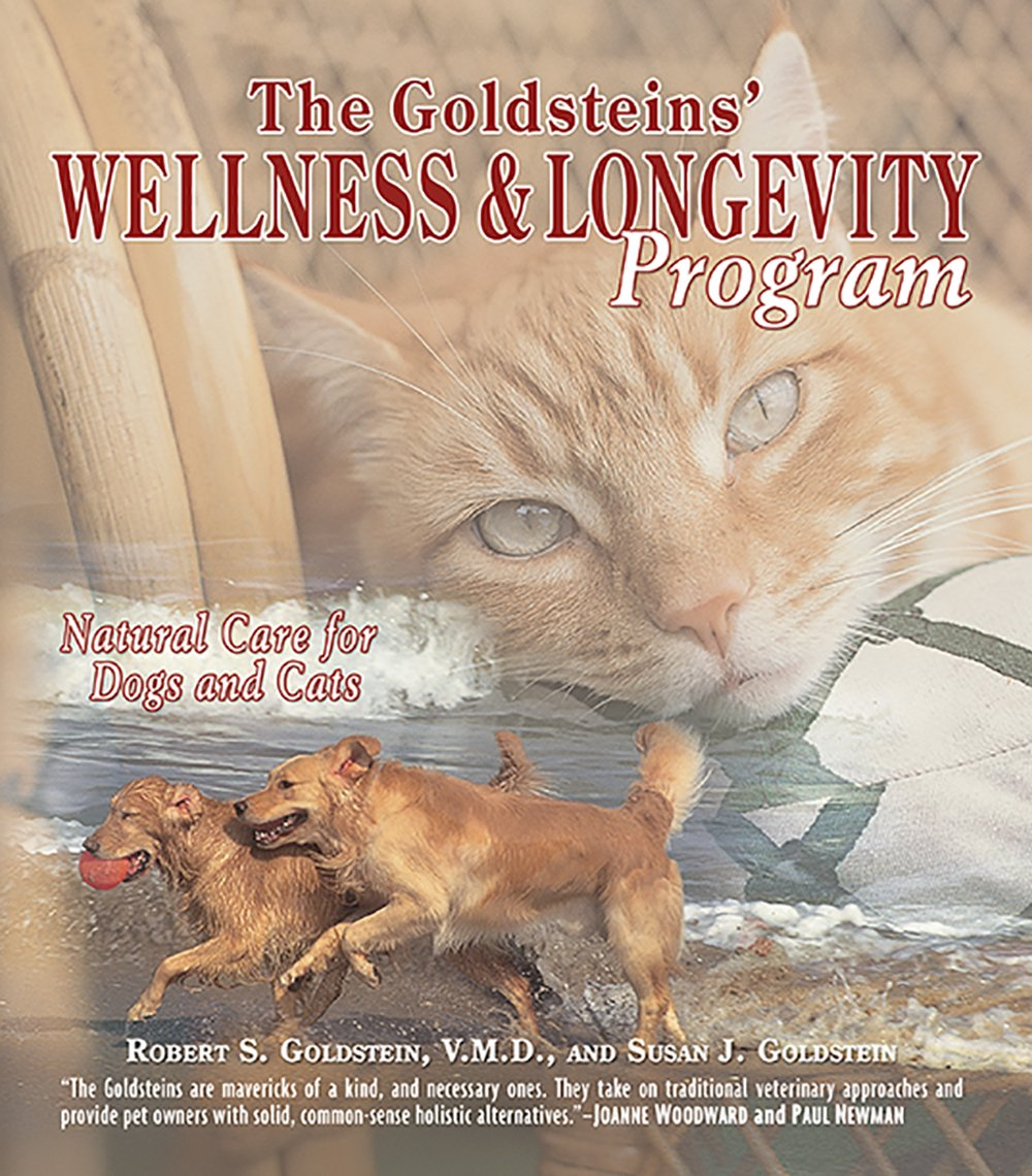 Download The Goldsteins' Wellness & Longevity Program ebook