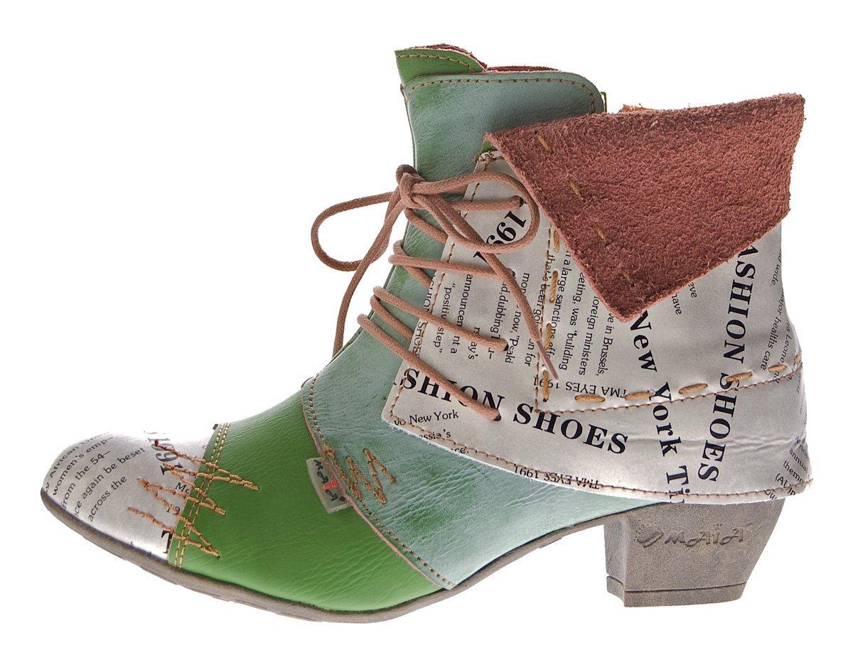 TMA - botas Mujer Verde  verde