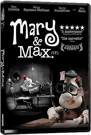 Mary And Max Amazon Ca Dvd