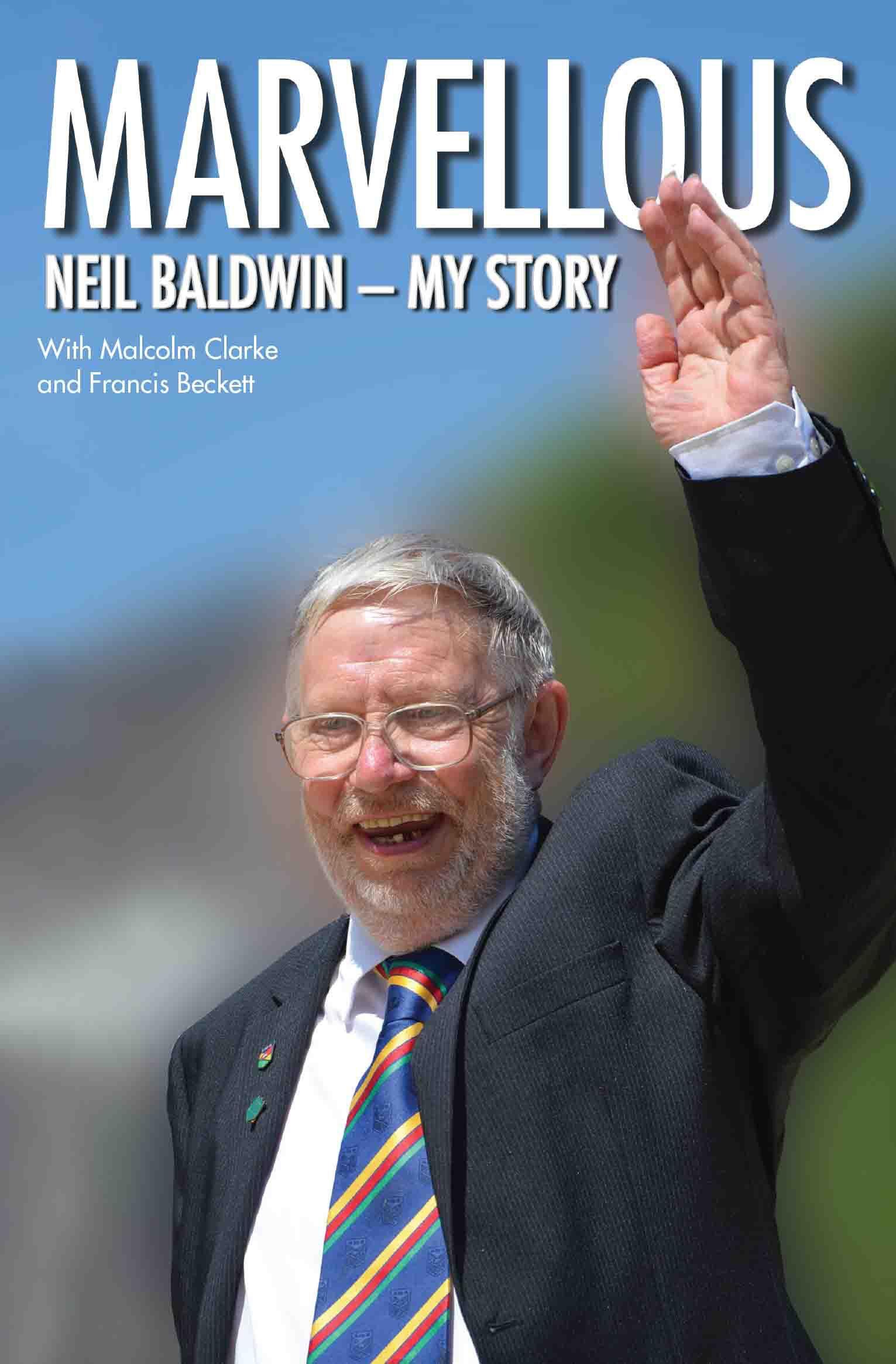 Marvellous: My Story pdf