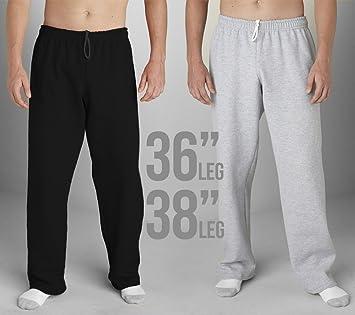 "ff15fb79 HENCHGRIPZ EXTRA LONG TALL 36"" & 38"" LEG Trousers Gym Bottoms Jogging  Joggers Running"