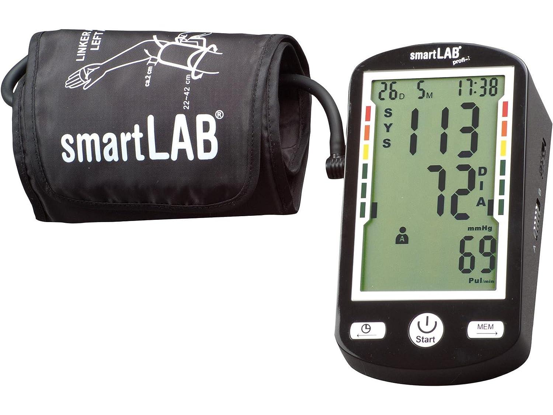 smartLABprofi-I monitor de presión arterial del brazo superior.: Amazon.es: Salud y cuidado personal