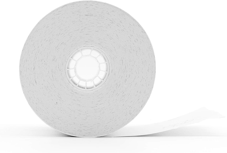 Thermal Cash Register POS Receipt Paper Roll BPA Free Epson TM-T88 T-20 Bixolon SRP-350 370 Clover Station Square 3 1//8 X 230 10 Rolls