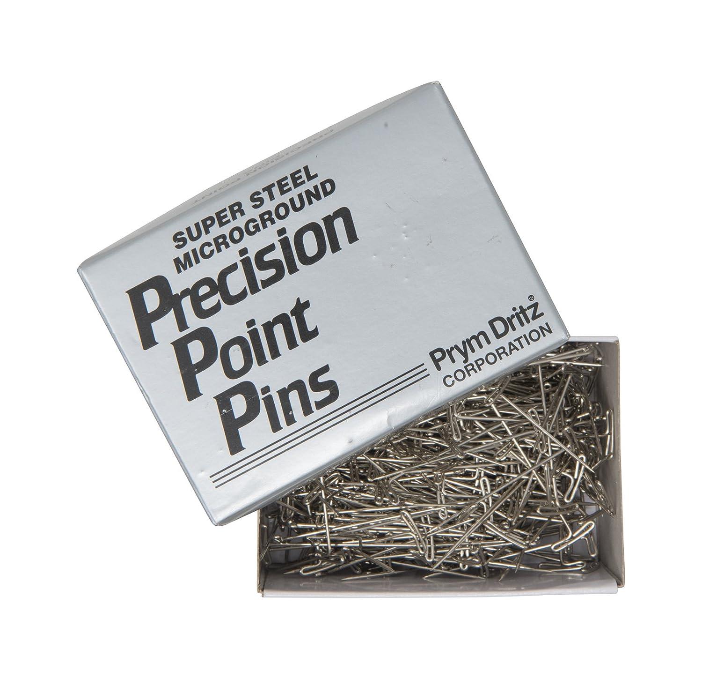 Dritz 44008 Decorating T-Pins, 2-Inch, 100 Pieces Per Pack Prym Consumer USA