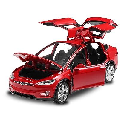 Cars, Trucks & Vans Toys & Hobbies Tesla Model X90 132