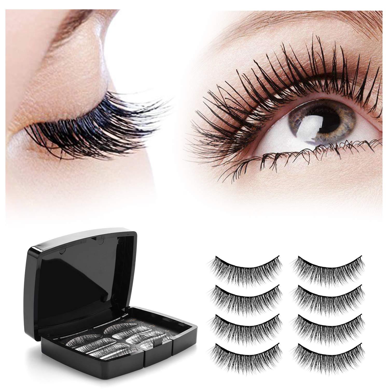 Beauty & Health Bright Mix Size 7 To 15 Mm 16 Lines High Quality Mink Synthetic Eyelash Single Natural Eyelashes Fake False Eye Lash Make Up False Eyelashes