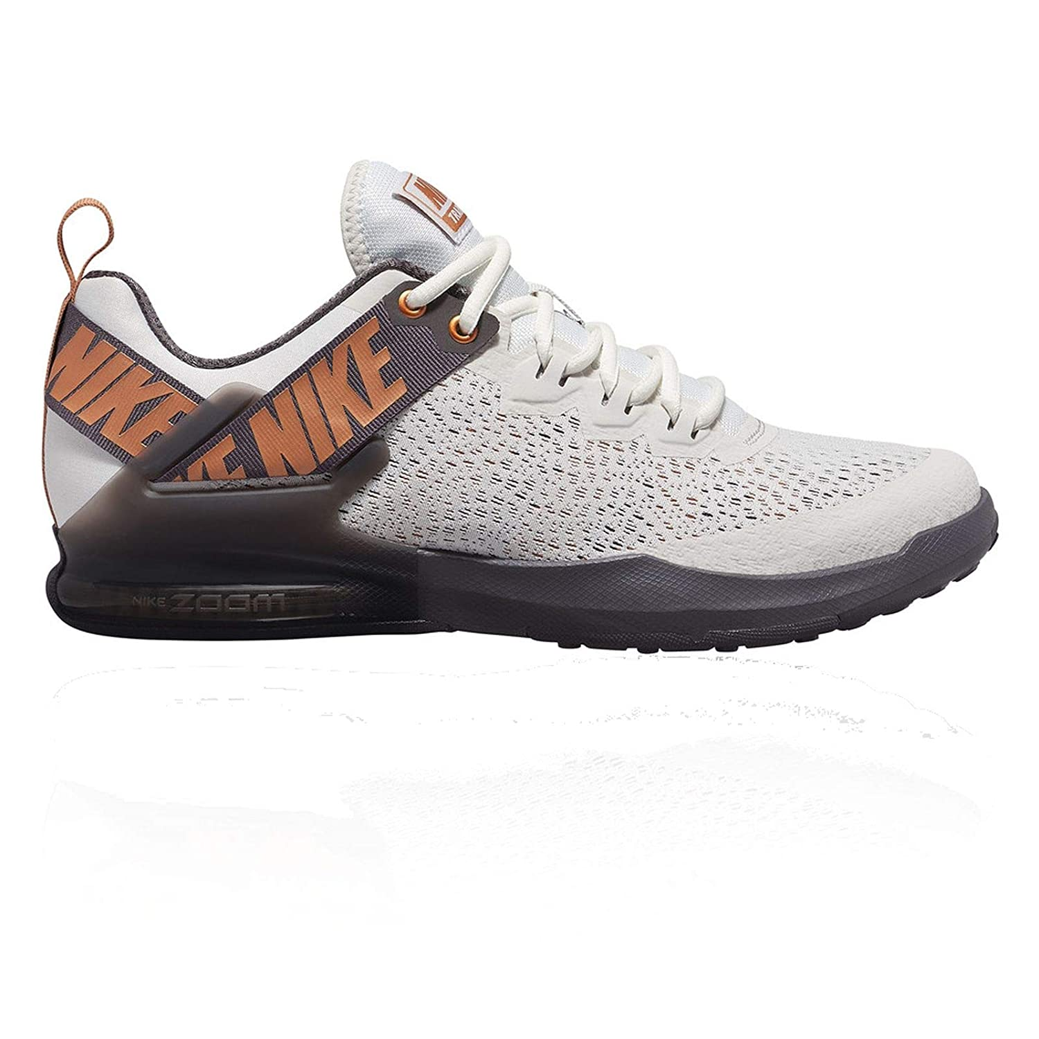MultiCouleure (Platinum Tint Metallic Copper 7) Nike Zoom Domination TR 2, Chaussures de Fitness Homme