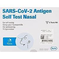 SD Biosensor SARS-CoV-2 Antigen Self-Test Nasal (Box of 5)