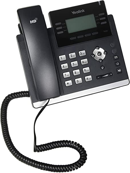 Yealink Sip T42g Ultra Elegantes Gigabit 12 Zeiliges Elektronik