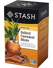 Stash Tea Salted Caramel 18 Count (Pack of 12)