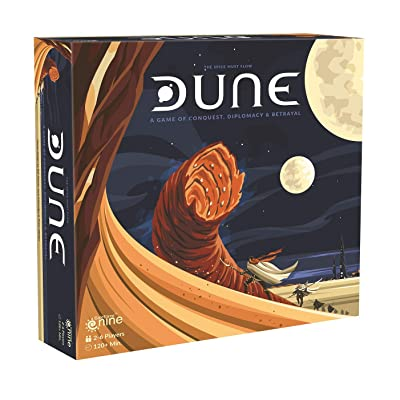 Dune Board Game: Toys & Games
