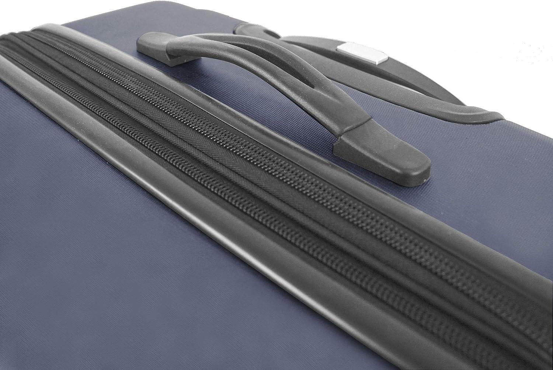 Mia Toro Italy Tasca Moderna Hardside Spinner Luggage