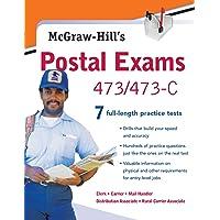 McGraw-Hill's Postal Exams 473/473C (No. 473/473c)
