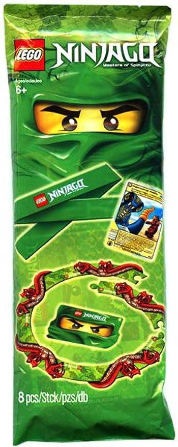 LEGO Ninjago Serpiente Arena y Verde Ninja Diadema 5000441 ...