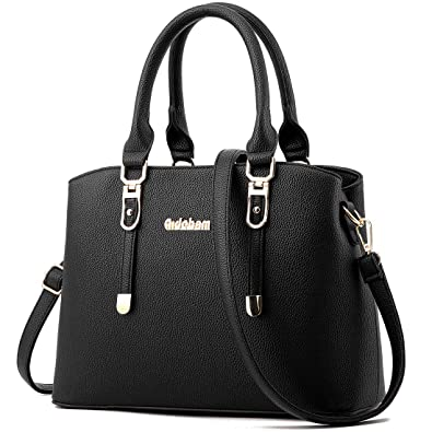 62a0337dd36cc Amazon.com  ACLULION Handbags for Women Large Shoulder Tote Purse Top  Handle Satchel PU Leather Pocketbooks  Shoes