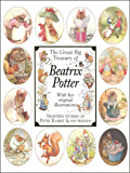 The Great Big Treasury of Beatrix Potter (Annotated)