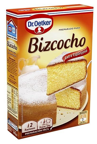 Bizcocho Dr. Oetker 340 G