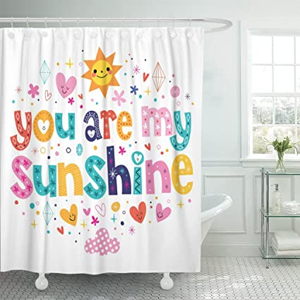 Image Unavailable Not Available For Color Emvency Shower Curtain Sparkle