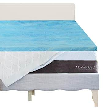 full size bed mattress topper Amazon.com: Gel Memory Foam Mattress Topper Full Size, Plush 2  full size bed mattress topper