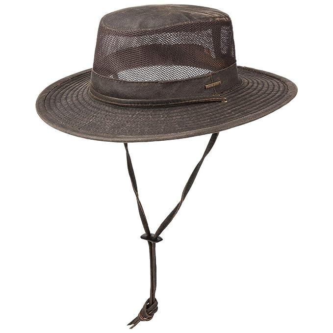 San Francisco bambino acquista originale Stetson Cappello Outdoor Mesh Crown Uomo | da Traveller ...