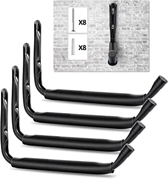 4-Pack NZACE Giant Wall Mount Hangers Cradle Set