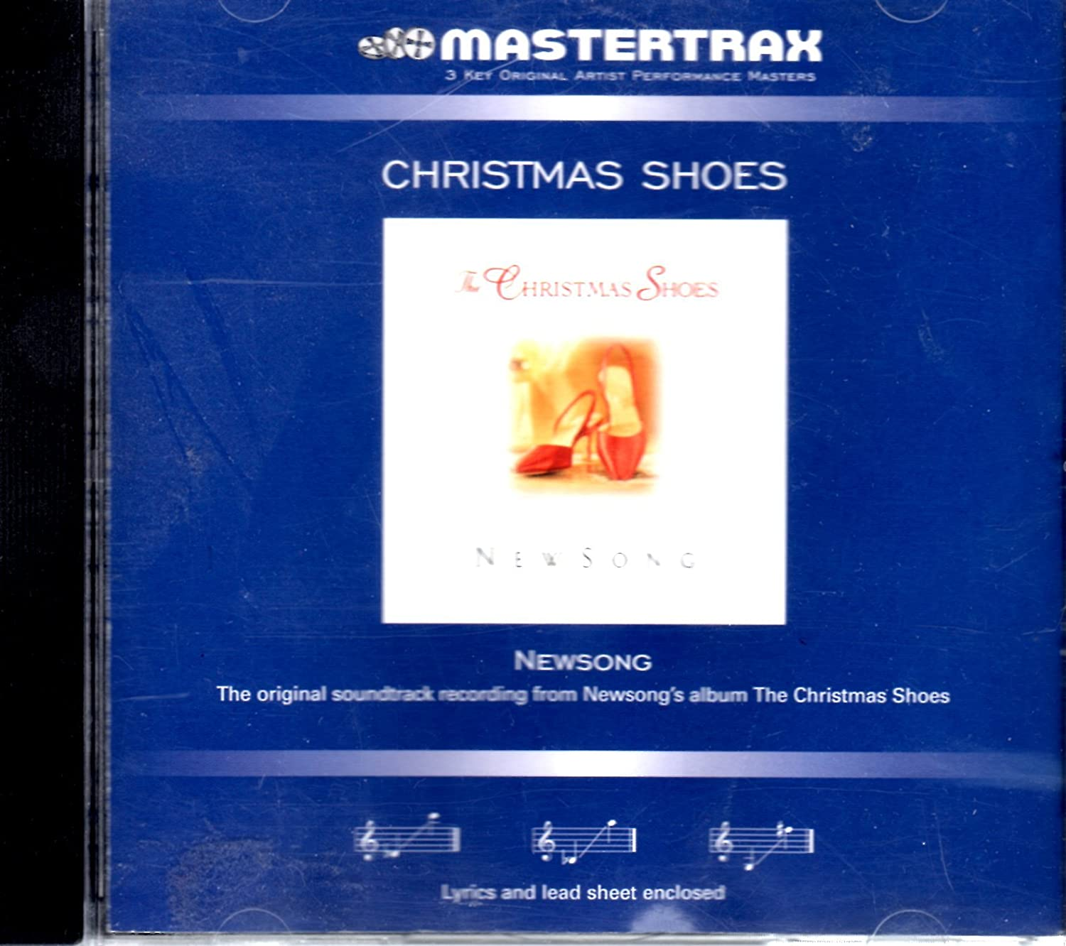 Christmas Shoes Lyrics.Mastertrax Mastertrax Christmas Shoes Amazon Com Music