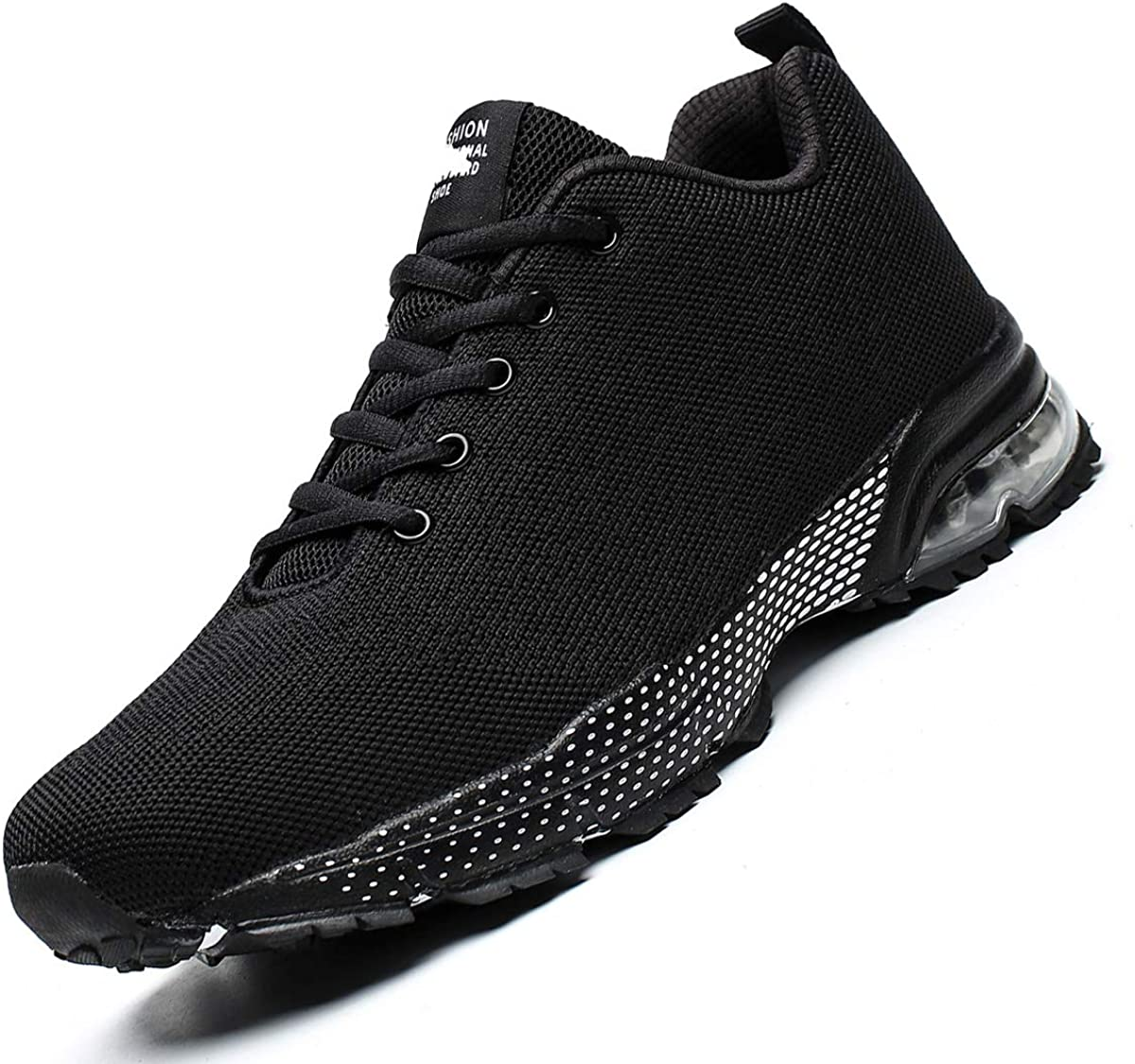Leisuraly Men Women Running Shoes Sneakers for Mens and Womens Fashion Casual Walking Shoes Outdoor Running Blade Sneakers