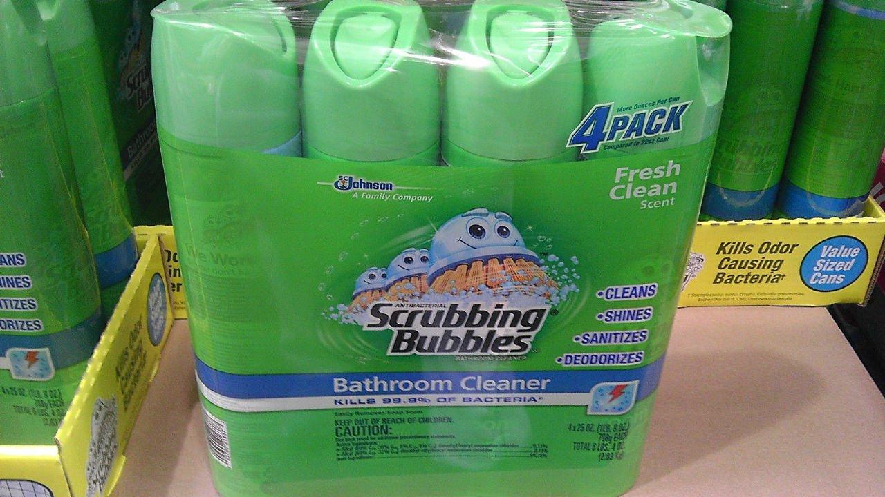 Amazon com  Scrubbing Bubbles 39572 Dow Bathroom Cleaner  25 oz  Home  amp  Kitchen. Amazon com  Scrubbing Bubbles 39572 Dow Bathroom Cleaner  25 oz