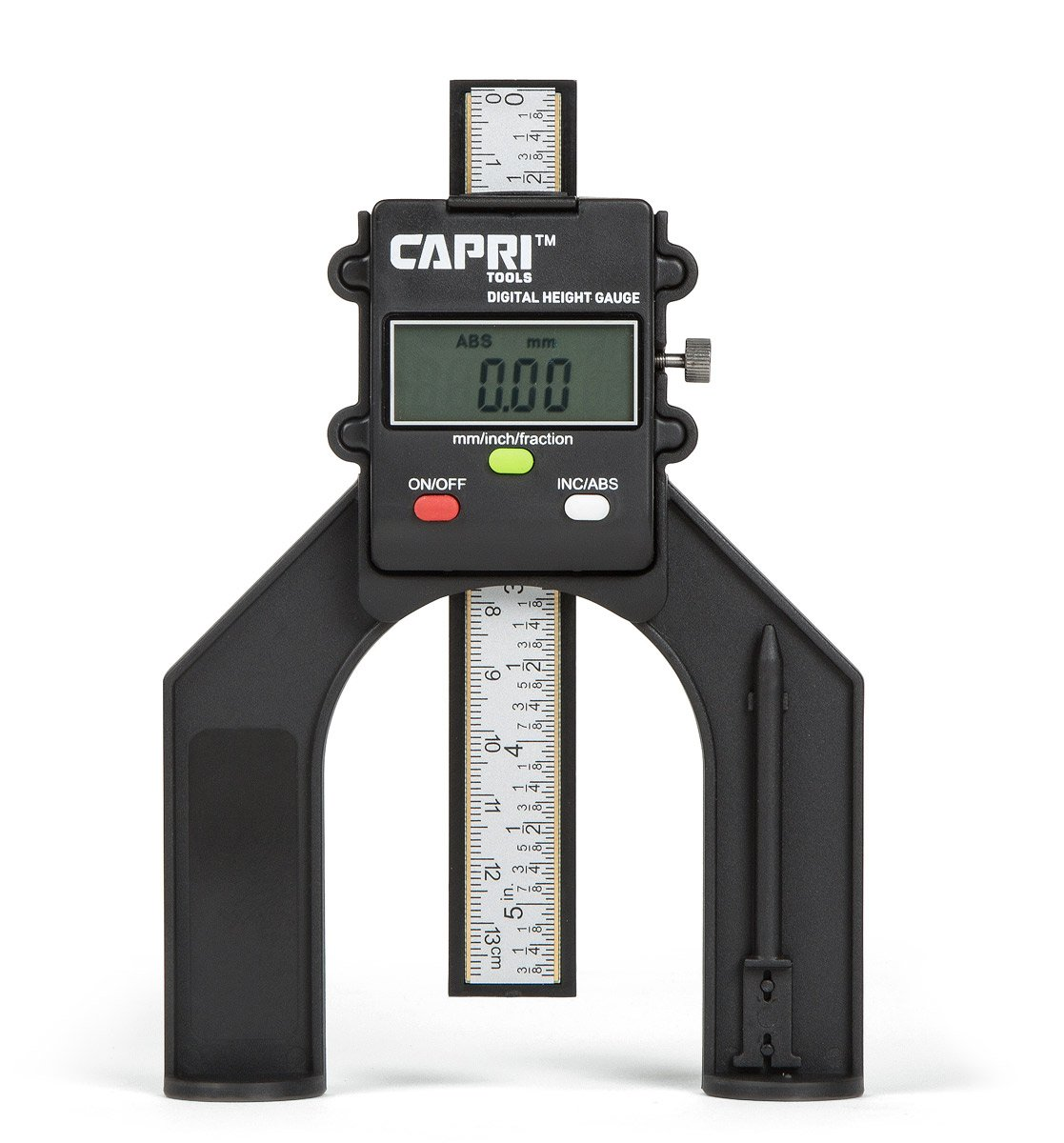 Capri Tools 20004 Mini Digital Height Gauge by Capri Tools