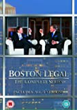 Boston Legal - Season 1-5 [DVD]