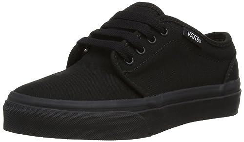 Vans vulcanized little big kid sneakers jpg 500x291 Vans 106 15adc0be3