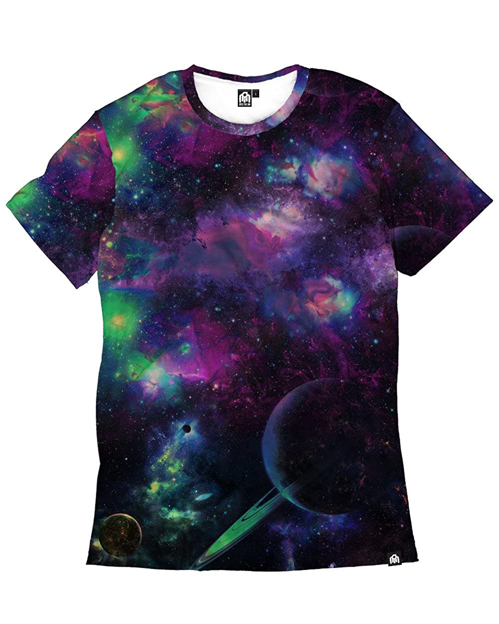 Amazon Into The Am Galaxy Print Space Mens All Over Print