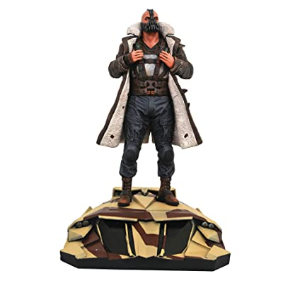 DIAMOND SELECT TOYS DC Gallery: The Dark Knight Rises: Bane PVC Figure: Toys & Games