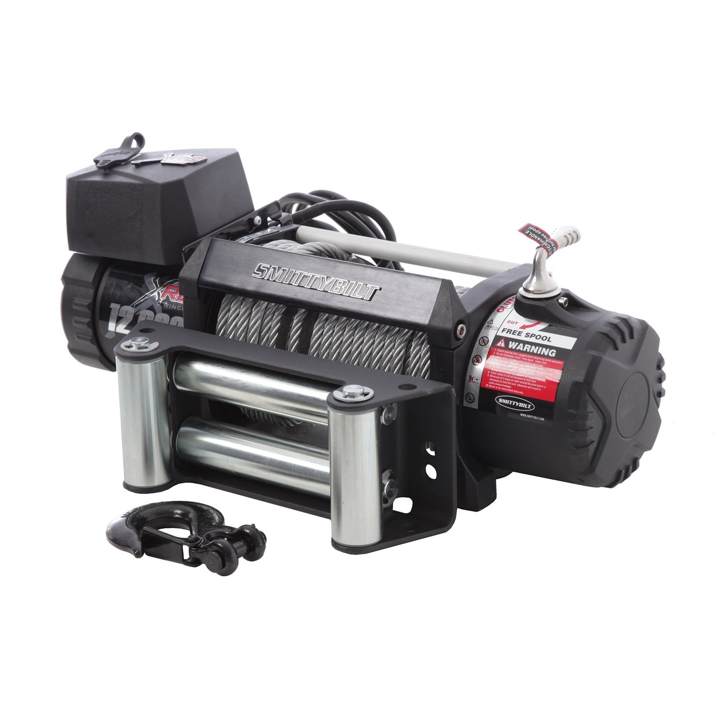Smittybilt 97412 XRC Winch - 12000 lb. Load Capacity