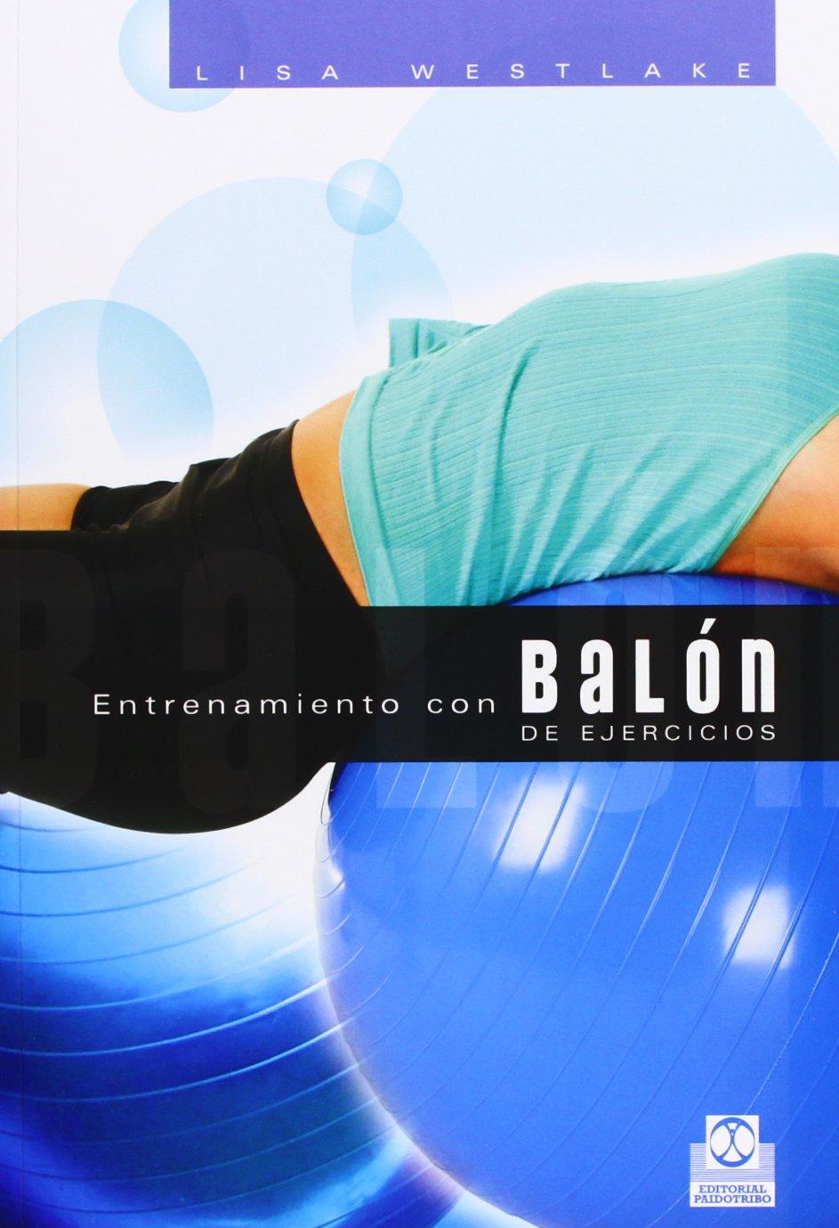 Entrenamiento con balón de ejercicios Bicolor Deportes: Amazon.es ...