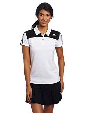 Pour Polo Traditionnel Response FemmeBlancnoirX Adidas f6ybgY7