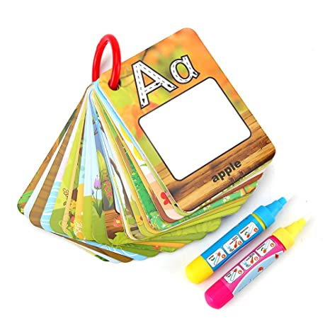 Zerodis Carte Pittura Ad Acqua Bambini Tavolo Da Disegno Carta Da
