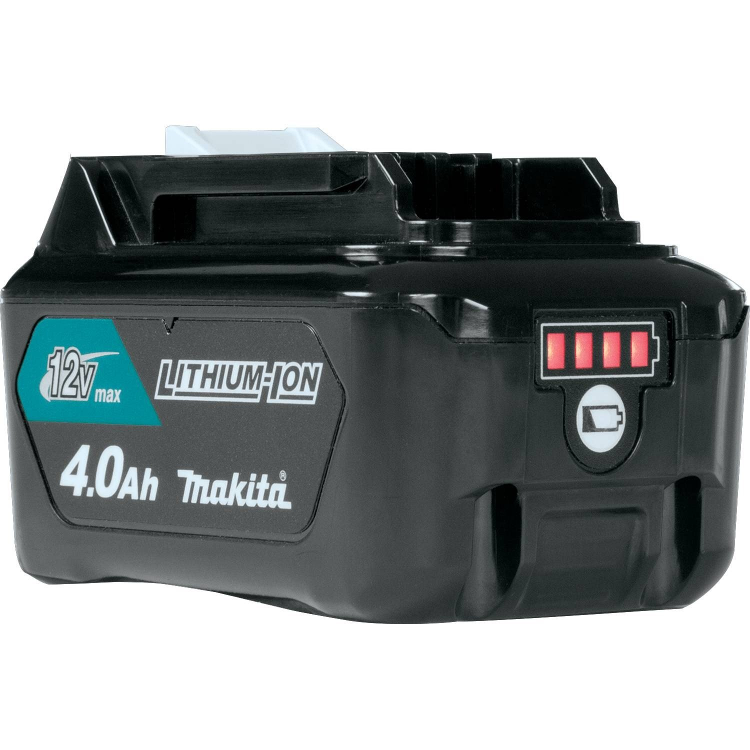 Makita BL1041B-2  12V max CXT Lithium-Ion 4.0 Amp Battery (2 Pack) by Makita (Image #6)