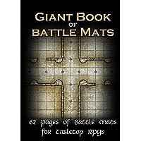 The Giant Book Of Battle Mats