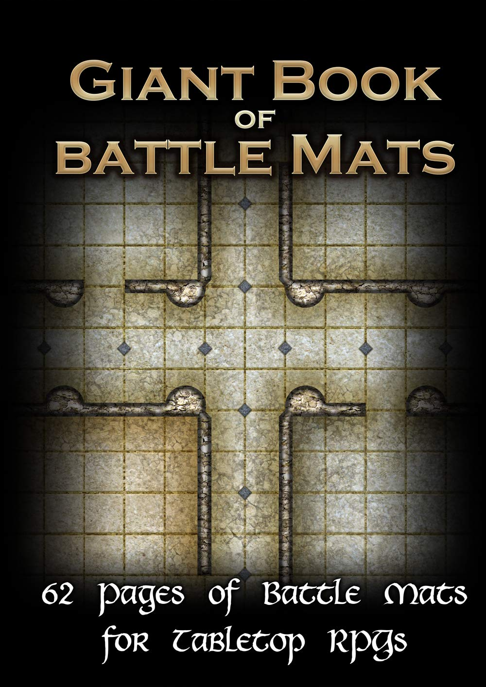 Giant Book Battle Mats product image