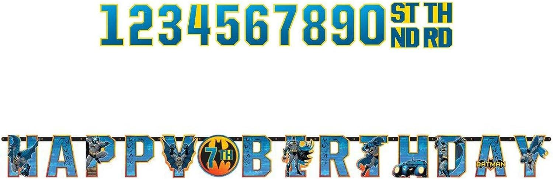LEGO Movie 2 Jumbo Letter Banner Kit 1ct