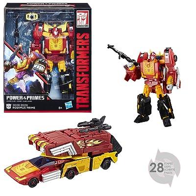 Transformers E0902ES1 - Figura de acción: Juguetes y juegos