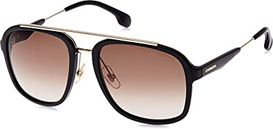 Tortoise Gold Frame//Brown Gradient Lens Metal//Plastic Sunglasses Carrera Cool Brown