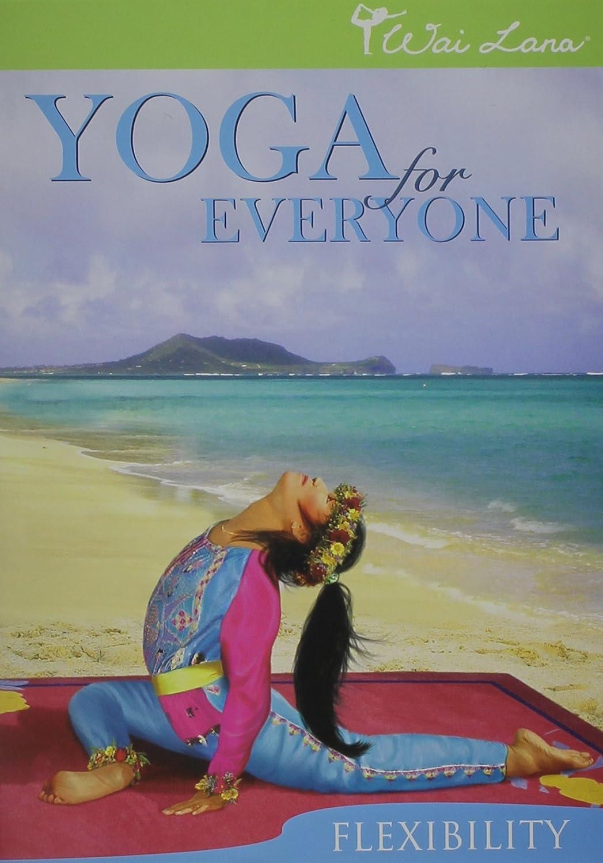 Amazon.com: Yoga For Everyone: Flexiblity: Wai Lana: Movies & TV