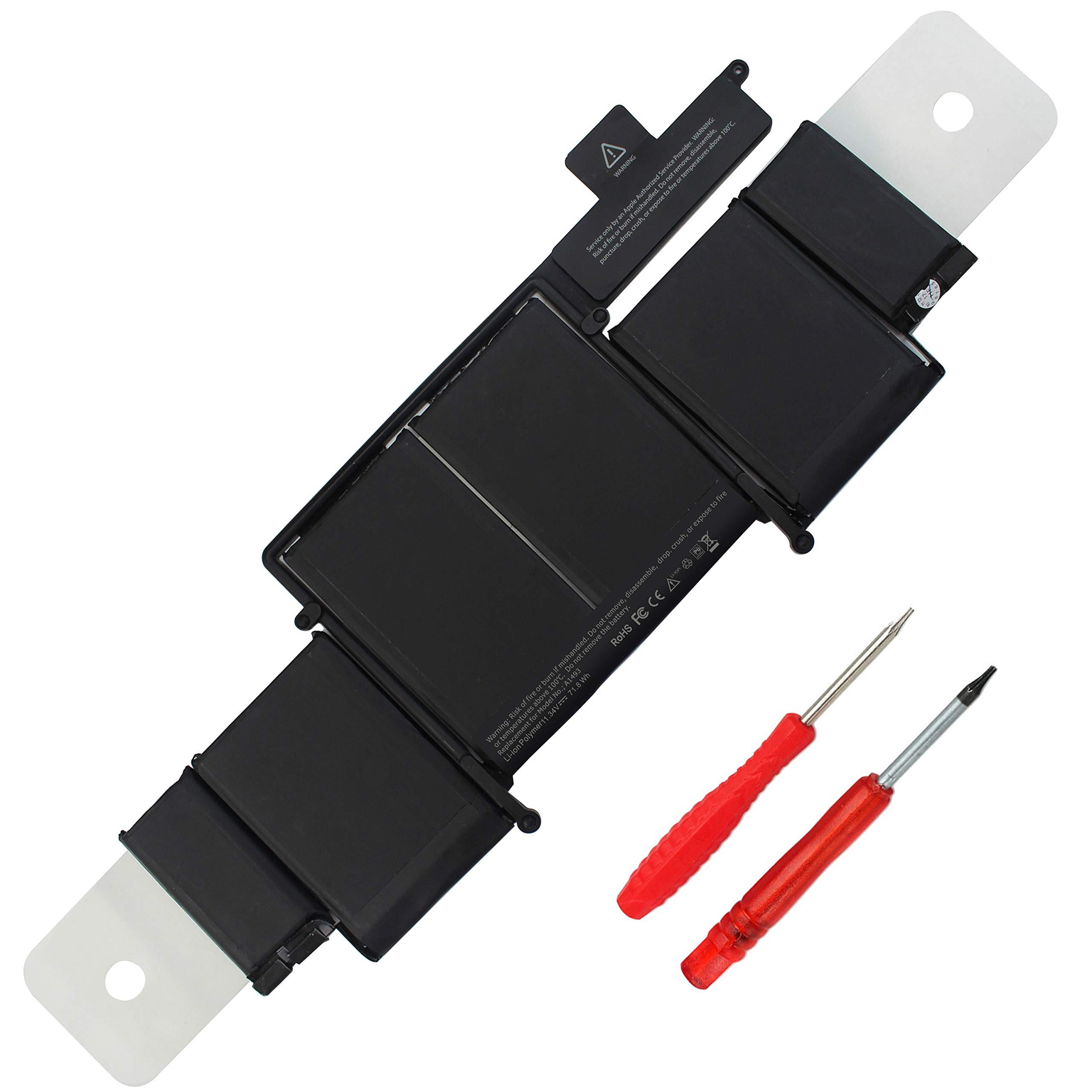Bateria A1493 A1582 A1502 para MacBook Pro 13 Inch Retina Ea