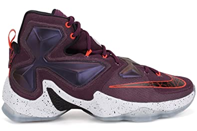 best sneakers 77500 1a25b Nike Lebron 13 Basketball Men's Shoes