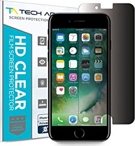 Tech Armor 4Way 360 Degree Privacy Film Screen Protector for Apple iPhone 6S / iPhone 6 (4.7-inch) [1-Pack]