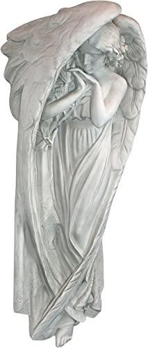 Design Toscano NG33656 Inc Santa Croce Angel Wall Frieze