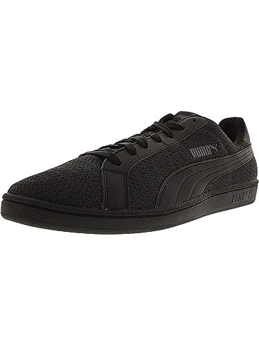 b3fe8945aa8b Puma Mens Smash Knit Fashion Sneakers (9